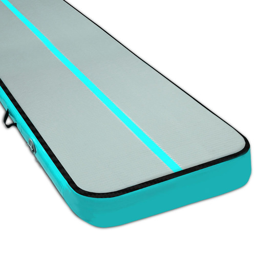 Dwell Lifestyle Fitness Buddy Inflatable AirTrack Mat