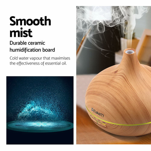 Dwell Lifestyle 300ml 4-in-1 Model 2 Aroma Diffuser
