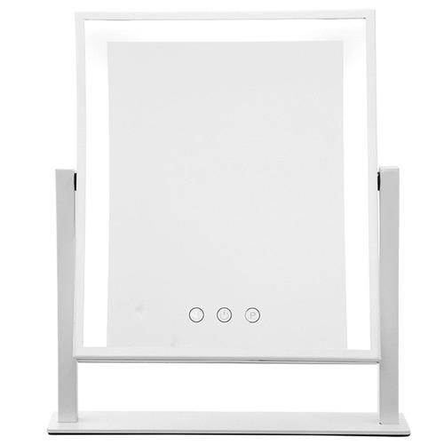 Dwell Lifestyle White Embellir Hollywood LED Vanity Mirror