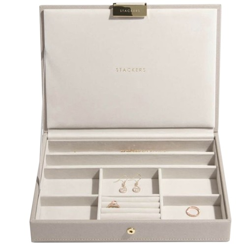 Stackers Australia 3 Piece Classic Jewellery Box