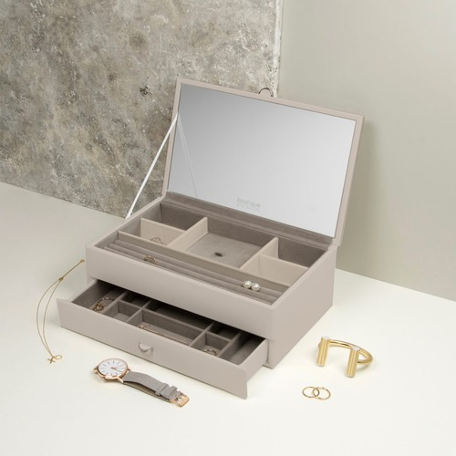 Stackers Australia Blush Boutique Jewellery Box