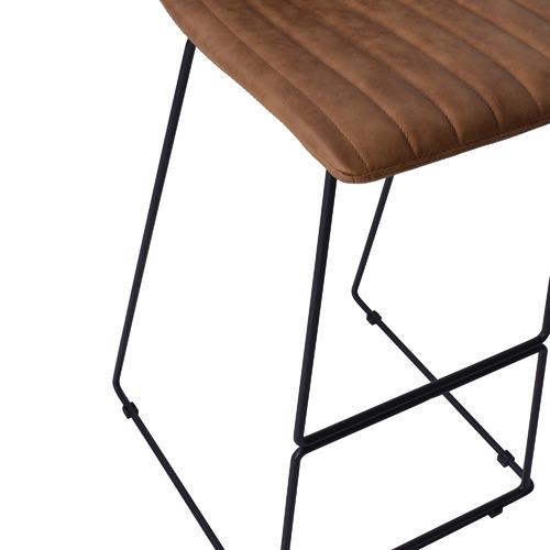 Chartwell Home Bragi Upholstered Barstools