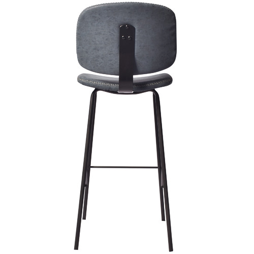 Chartwell Home Lucas Faux Leather Barstools