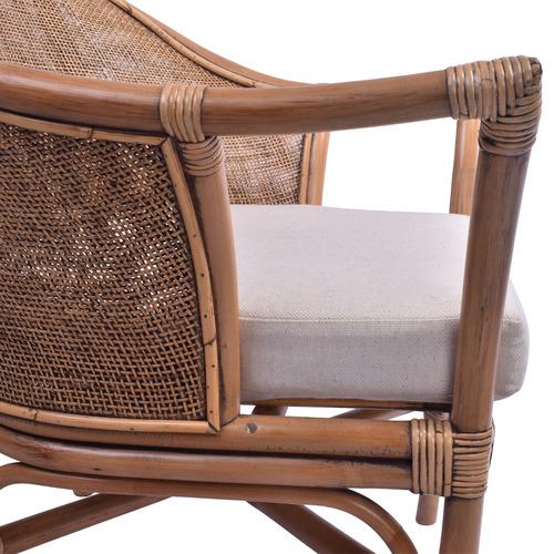 Chartwell Home Long Island Rattan Armchair