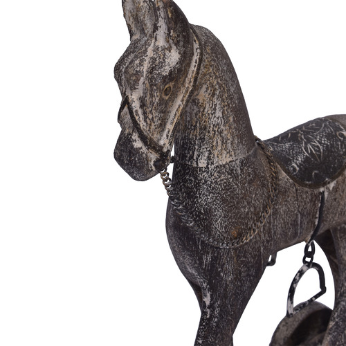 Chartwell Home 48cm Astrid Rolling Horse Ornament