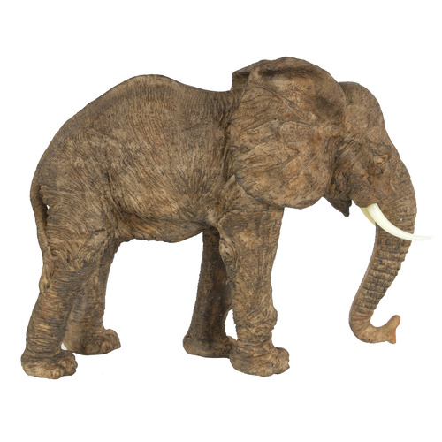 Chartwell Home Brown Pierre Elephant Figurine