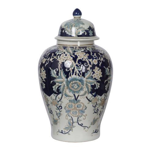 Chartwell Home 59cm Denisha Porcelain Ginger Jar
