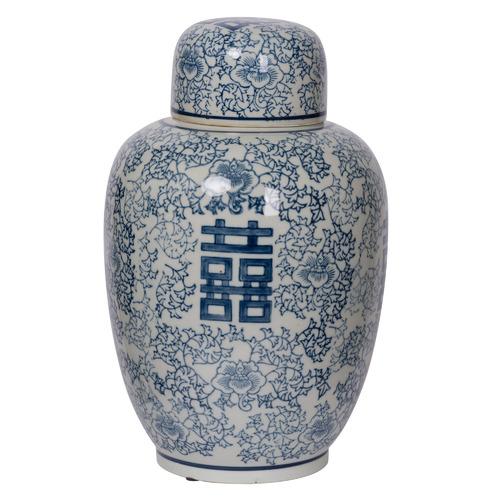 Chartwell Home 32cm Maeve Porcelain Jar