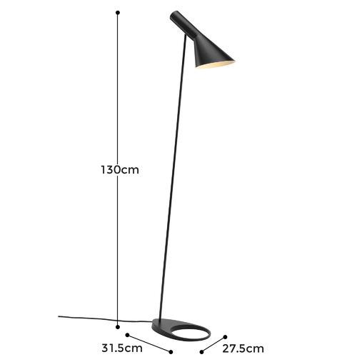 Milano Luci Arne Jacobsen Replica AJ Floor Lamp