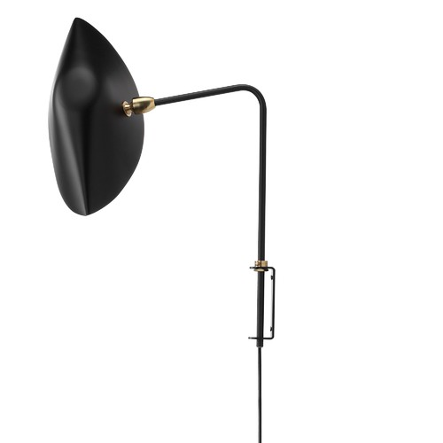 Milano Luci Small Serge Mouille Replica Antony Wall Sconce