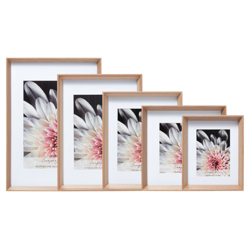Cooper & Co Homewares Madison Wooden Photo Frame