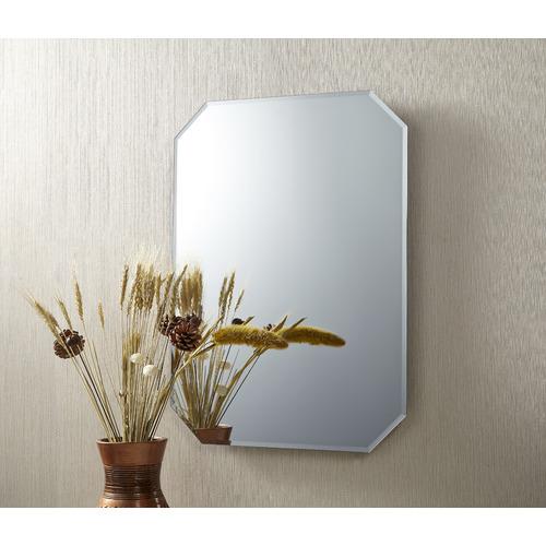 Cooper & Co Homewares Issy Urban Octagon Frameless Wall Mirror