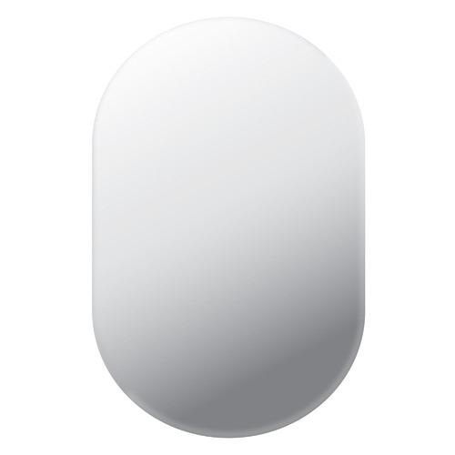 Issy urban Oval Frameless Wall Mirror