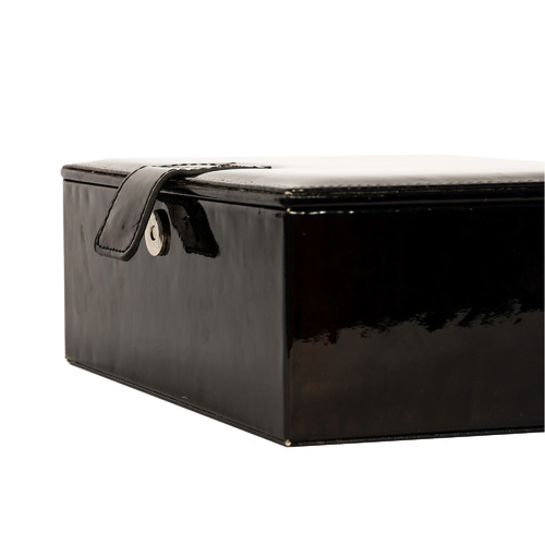 Cooper & Co Homewares Pakenham Faux Leather Jewellery Box