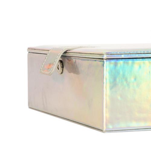 Cooper & Co Homewares Pakenham Faux Leather Jewellery Box