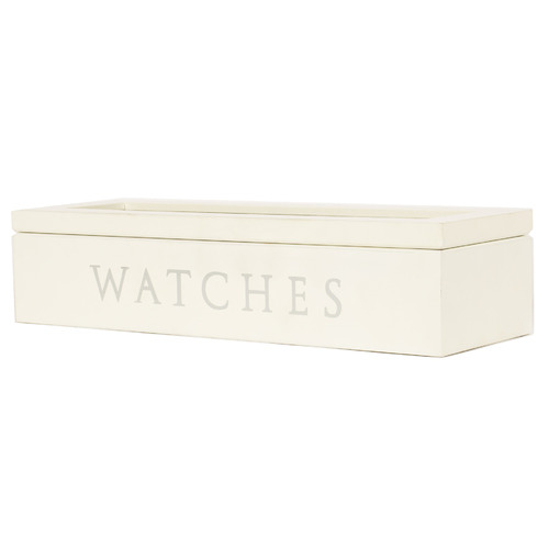 Cooper & Co Homewares Montgomery 5 Compartment Watch Box