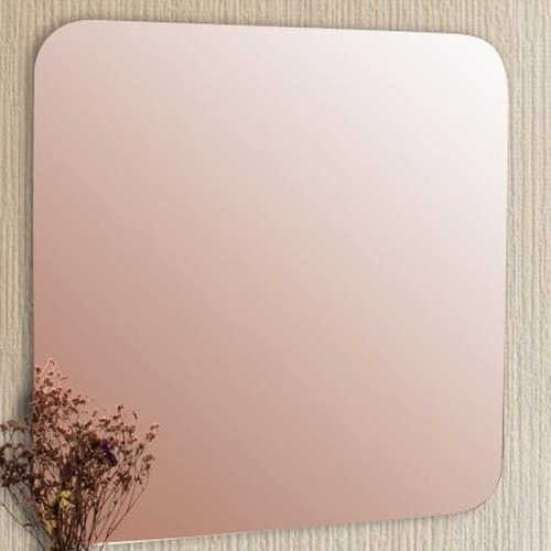 Cooper & Co Homewares Urban Square Frameless Wall Mirror