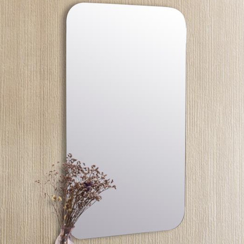 Cooper & Co Homewares Urban Rectangular Frameless Wall Mirror