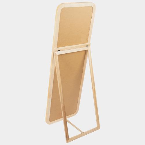 Cooper & Co Homewares Natural Full Length Floor Mirror