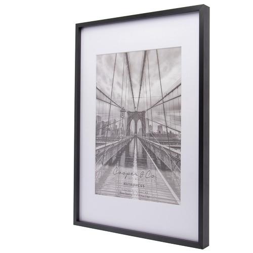Matte Premium Metallicus A4 Metal Photo Frame