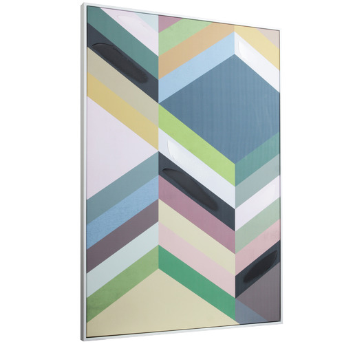 Cooper & Co Homewares Minimalist Framed Canvas Wall Art