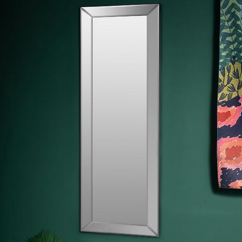 Cooper & Co Homewares Lindi Wooden Wall Mirror
