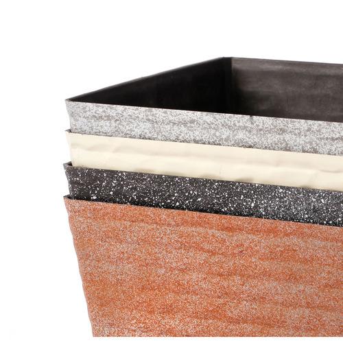 Cooper & Co Homewares 4 Piece Clematis Pot Planter Set