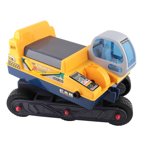 Dwell Kids Kids Ride-On Toy Excavator