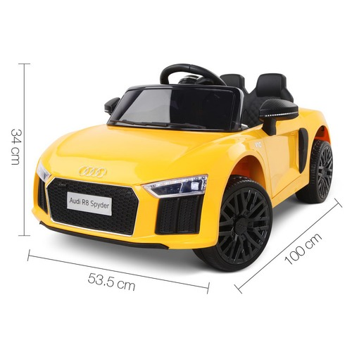 Dwell Kids Audi Kids Ride On Car