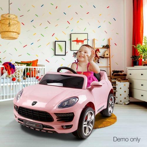 Dwell Kids Pink Kids' Ride-On Porsche Macan Car