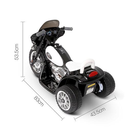Dwell Kids Kids' Ride-On Harley Model 1 Toy Motorbike