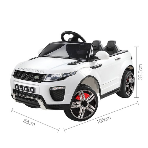 Dwell Kids Kids' Ride-On Range Rover Evoque