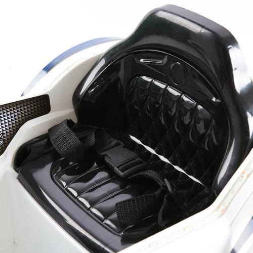 Dwell Kids Kids' Ride-On Bugatti-Style Sports Car