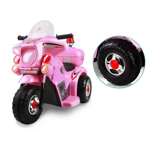 Dwell Kids Kids' Ride-On Patrol Motorbike