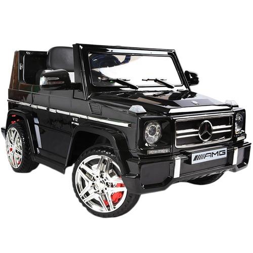 Dwell Kids Black Ride On Mercedes Benz G65 Toy Car