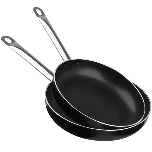 CS KOCHSYSTEME 2 Piece Solaris Juno Non Stick Fry Pan Set