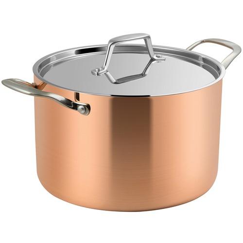 Carl Schmidt Sohn Lassani 5.5L Copper Casserole
