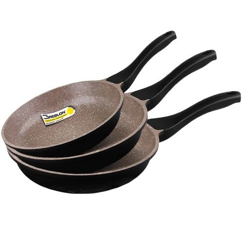 3 Piece K2 Fry Pan Set