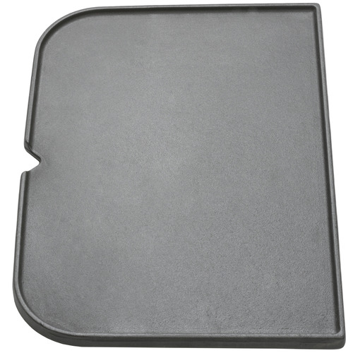 Everdure by Heston Blumenthal Black Force Flat Cast Iron Grill Plate