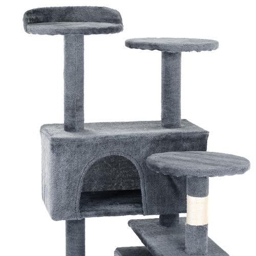 Kitty Klimbers Deluxe Multi-Layer Cat Tree Condo