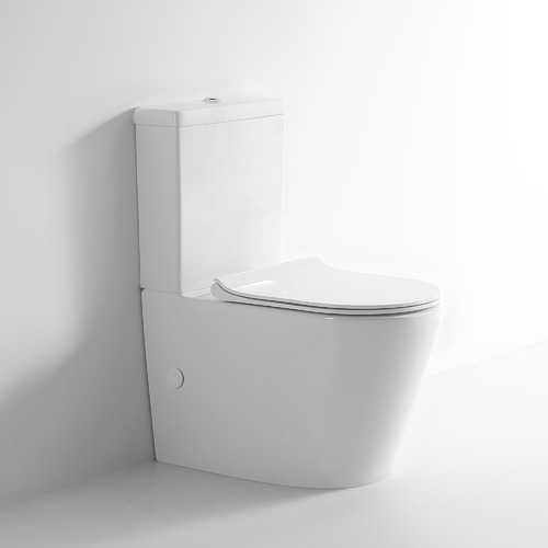 Turner Hastings Ticino Rimless Close Toilet Suite