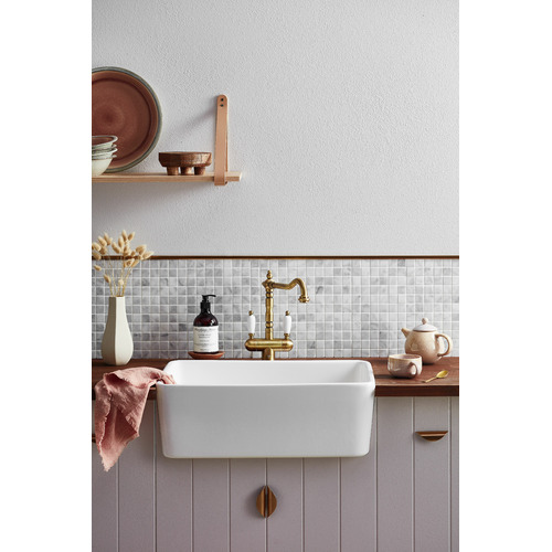 Turner Hastings Galdor Fine Fireclay Sink