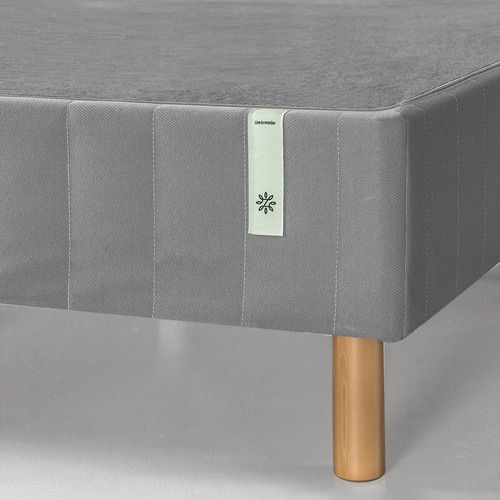 Studio Home 40cm Grey Quick Snap Bed Base