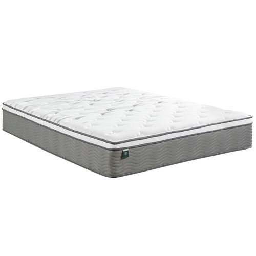 Studio Home 30cm Euro Box Top Pocket Spring Mattress