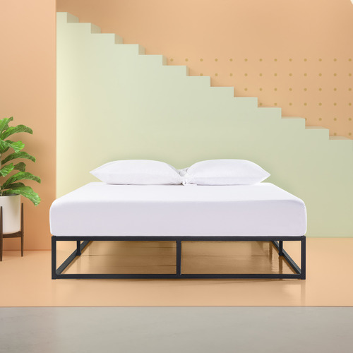 Studio Home Black Pilato Bed Frame