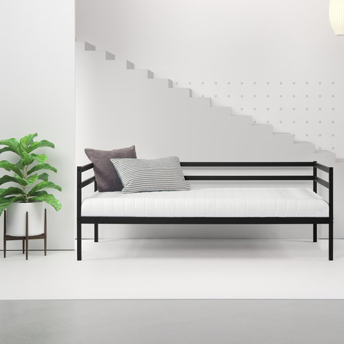 Studio Home Twin Rail Single Daybed Frame