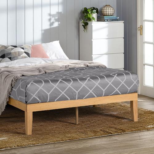 Studio Home Natural Belvedere Wooden Bed Base
