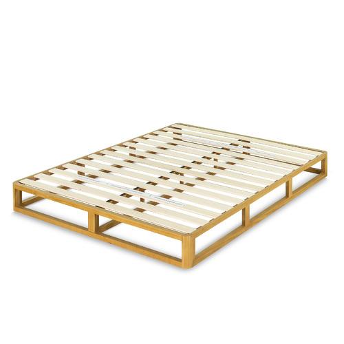 Natural Kendall Wooden Bed Base