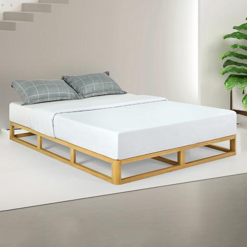 Natural Kendall Bed Base