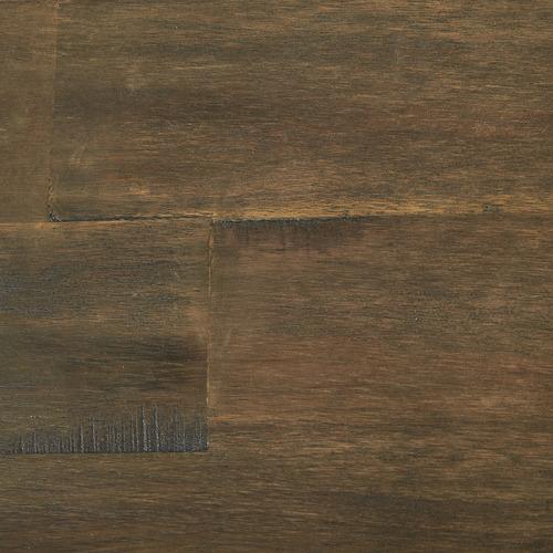 Studio Home Drake Pine Wood & Steel Side Table